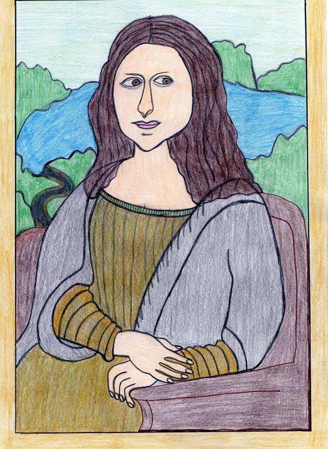 Michał-Kus-Mona-Lisa